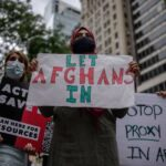 Americans do not see all Afghan refugees as equal