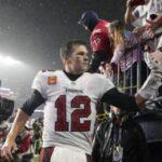 Tom Brady makes NFL history as Tampa Bay beat New England