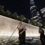Ground zero: A selfie stop for some, a cemetery for others