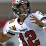Tom Brady moves to brink of 600 NFL touchdown passes as Buccaneers beat Dolphins