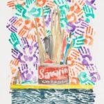 Jasper Johns Remains Contemporary Art's Philosopher King