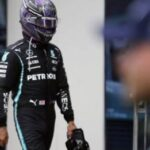 What was said as Lewis Hamilton clashed with Mercedes team over strategy call